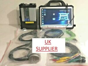 Mercedes Star Dealer Xentry Tablet System With C5 Multiplexer Das C4 Cf D1