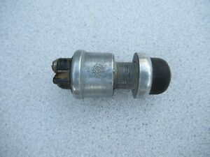 Cole Hersee Vintage Starter Switch C 13