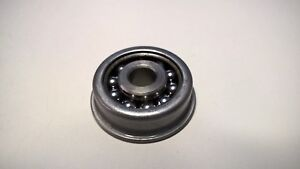 Af2436 Schatz Unground Flanged Ball Bearing 3 8 X 1 1 8 Od