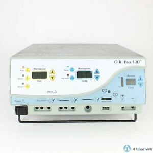 Medtrex Or Pro 300 Electrosurgical Unit