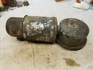 1939 1940 Lasalle Cadillac Air Cleaner Assembly Flathead V8