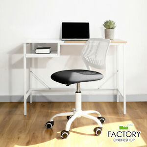 Office Chair Computer Task Work Gas Lift Adjustable Kids Room Swivel Chairs