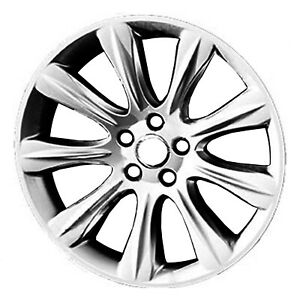 03936 Refinished Lincoln Mkt 2013 2014 19 Inch Wheel Rim Oe