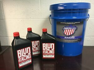 American Synthol Lubrication Kit For Portable Diesel Air Compressors