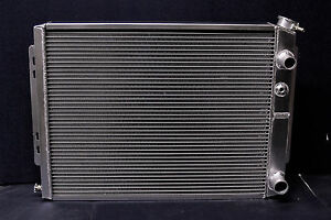 1965 19661967 Nova Chevy 2 Ls Ls1 Ls2 Aluminum Radiator For Ls Motor Conversion