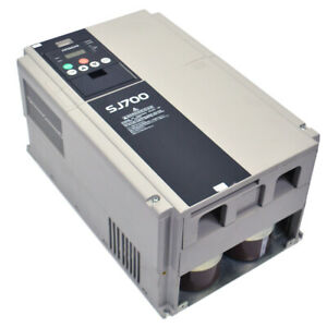 Hitachi Sj700 220hfuf2 Variable Frequency Drive Inverter 380 480v 39 9kva 48a