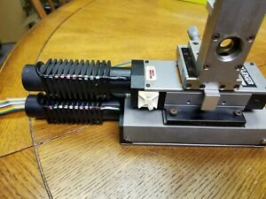 Klinger Micro controle Motorized Linear Stage Assembly