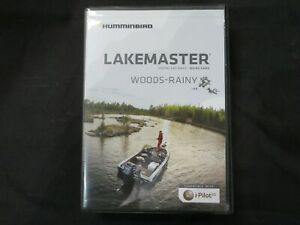 NEW Humminbird Lakemaster Lake of the Woods / Rainy Lake MicroSD/SD 600027-2