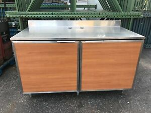 Stainless Steel Table Cabinet 30 d X 60 w