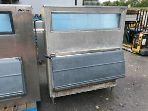 Used Follet Ice Bin 1175 Lb Restaurant Bakery Equipment