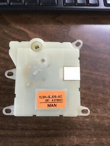 00 11 Lincoln Ford Mercury Ac Heater Vent Door Actuator Yl5h 19e616 ac Oem