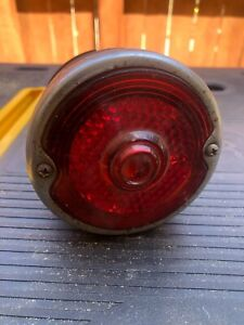 Vintage Rat Rod Truck Motorcycle Tail Light