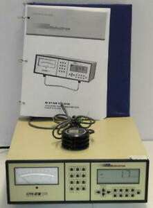Molectron Epm 1000 Laser Energy Power Meter W pm 10 Thermopile Laser Power Head
