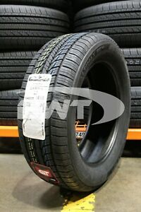 2 New General Altimax Rt43 91h 65k mile Tires 2055516 205 55 16 20555r16