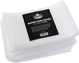 Foam Packing Wrap Sheets Material Cushion Moving Shipping Pouches Supplies