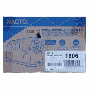 Use X acto Electric Pencil Sharpener In Beige High Volume Commercial