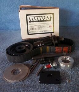 Moroso 23660 Dry Sump Oil Pump Drive Kit Small Block Chevy
