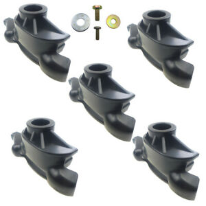 5x Replacement Tire Changer Tapered Mount Demount Head For Coats 8182960 182960