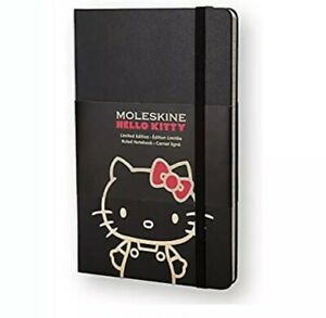 Moleskine Ruled Pkt Bk Hello Kitty Limited Notebook Edition Hard Lehk01mm710