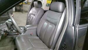 97 99 Cadillac Deville Front Bucket Seat Conversion 2 Seats And Console Shale