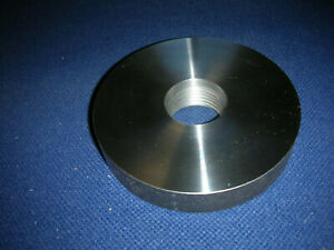 New Atlas Craftsman Logan South Bend Lathe 5 Inch 1 1 2 8 Chuck Backing Plate
