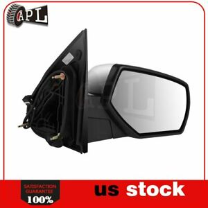 Power Heated Side Exterior Mirror Passenger Side For 2015 2018 Chevy Silverado