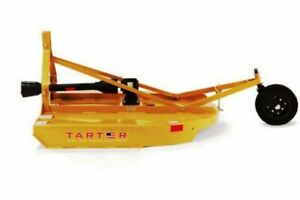 Tarter Round Back Rotary Cutter 4 Ft Rbrc402