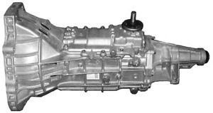 Reman Ford Manual Transmission M5r1 4 0l Ranger Mazda B4000 5 Speed 4x2 98 01