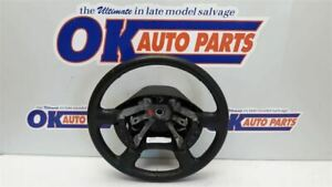 05 2005 Ford Explorer Xlt Oem Steering Wheel Assembly Black With Controls