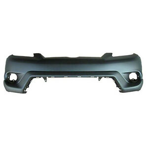 To1000295n New Replacement Front Bumper Cover Fits 2005 2008 Toyota Matrix