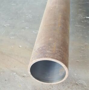 Steel Dom Round Tube 4 1 2 Od X 4 id X 1 4 Wall X 20 Foot Long