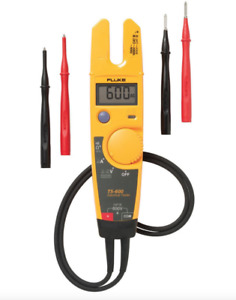 Fluke T5 600 600v Voltage Continuity And Current Tester New In Box