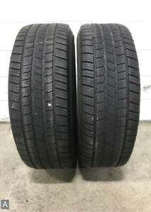 2x P275 65r18 Michelin Defender Ltx Ms 6 7 32 Used Tires