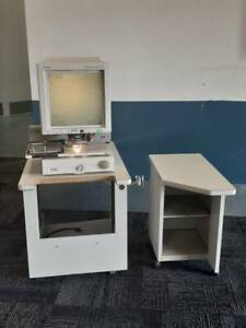 Canon Usb M31026 Microfilm Scanner 300 Ii W Roll Fiche Carrier 200 Pick up