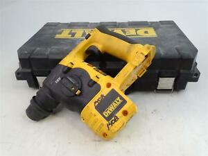 Dewalt 18v Cordless Sds Hammer Drill Bits Battery Not Included Dc212