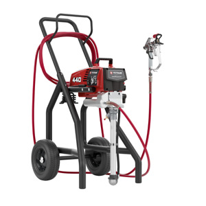 Titan Impact 440 S805 016a High Rider Disinfectant Sprayer Hiboy