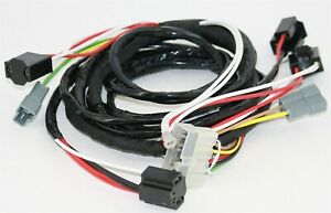 New 1962 Dodge Forward Lamp Harness