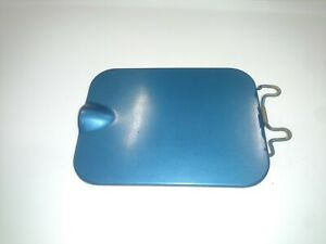 1990 90 Geo Tracker Hardtop Hard Top Fuel Filler Door Blue Oem