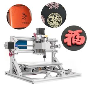 Bachin Cnc 2418 Small Cnc Engraving Machine 3axle Spindle Laser Engraver Us Plug