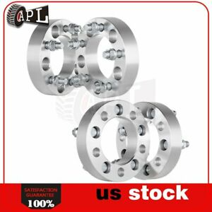 4pcs 1 25 Thick 5x4 5 Wheel Spacers For Jeep Wrangler Liberty Comanche