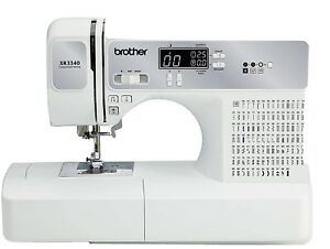 Brother Xr3340 Computerized Sewing Quilting Machine Refurbished In Hand