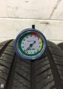 2x P215 65r17 Michelin Defender T H 9 32 Used Tires