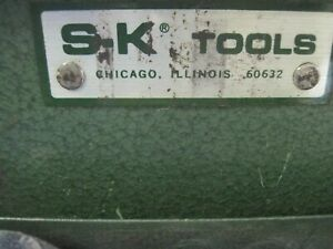 Socket Set S K Tools 7 Piece