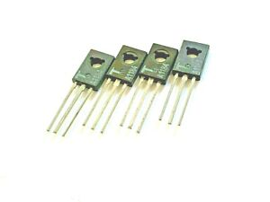 4 Pieces 2sa1184 Transistor New Original Toshiba
