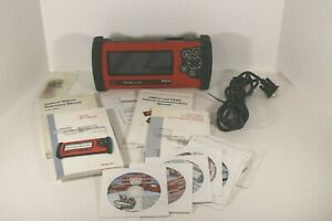 Snap on Solus Auto Scanner With Hard Case For Parts Or Repair Not Working