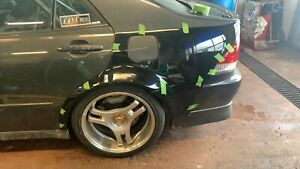 Widebody Rear Overfender Flare Lexus Is300 is200 toyota Altezza 98 05