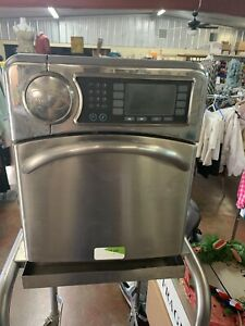 Turbochef Ngo High Speed Commercial Convection microwave Tested And Serviced
