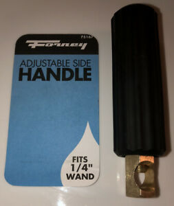 Forney 75167 Pressure Washer Universal Wand Lance Side Handle Grip Fits 1 4