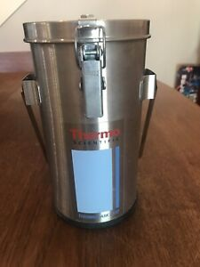 Thermo Scientific 2122 1 L Dewar Flask With Cover And Handle
