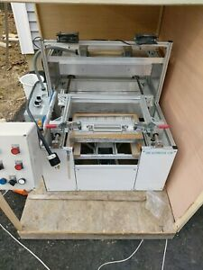 Used Sibe Automation Sba 1218 12 X 18 Vacuum Forming Machine